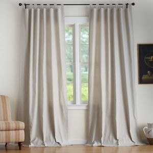Pottery barn curtains